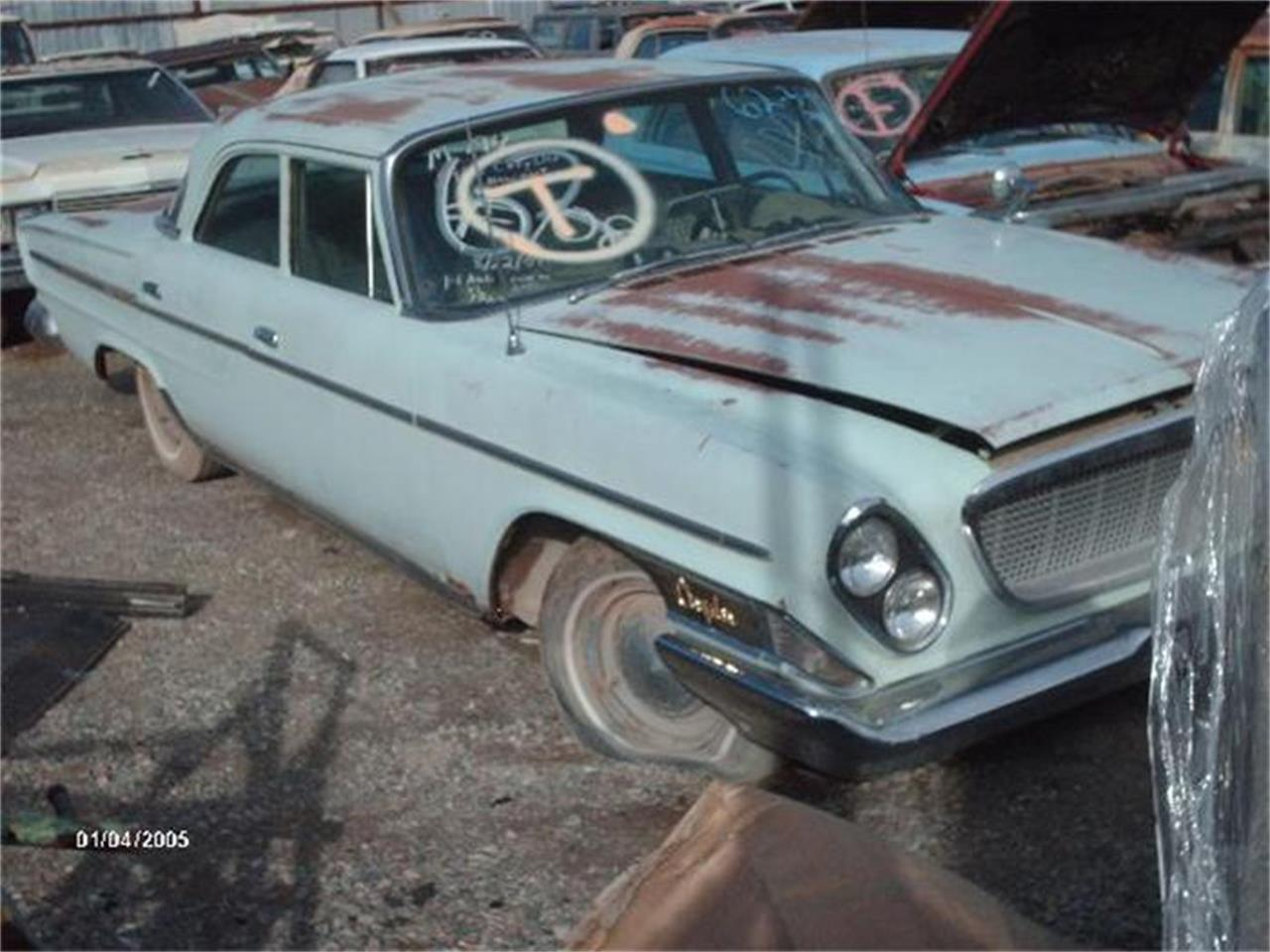 Large Picture of Classic '62 Chrysler Newport located in Arizona - $3,000.00 - 8IEO