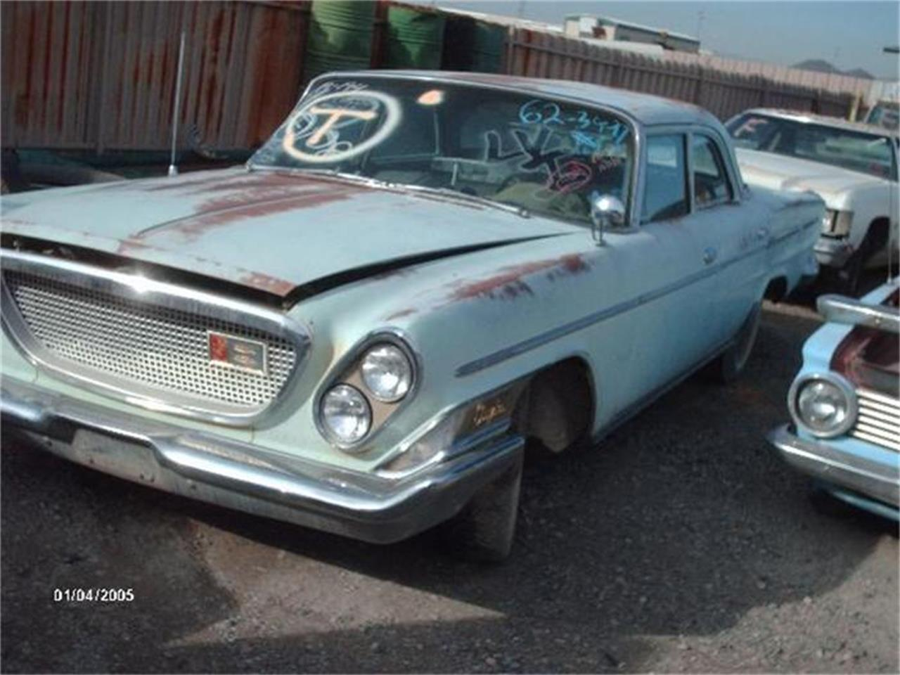 Large Picture of Classic '62 Chrysler Newport - $3,000.00 - 8IEO
