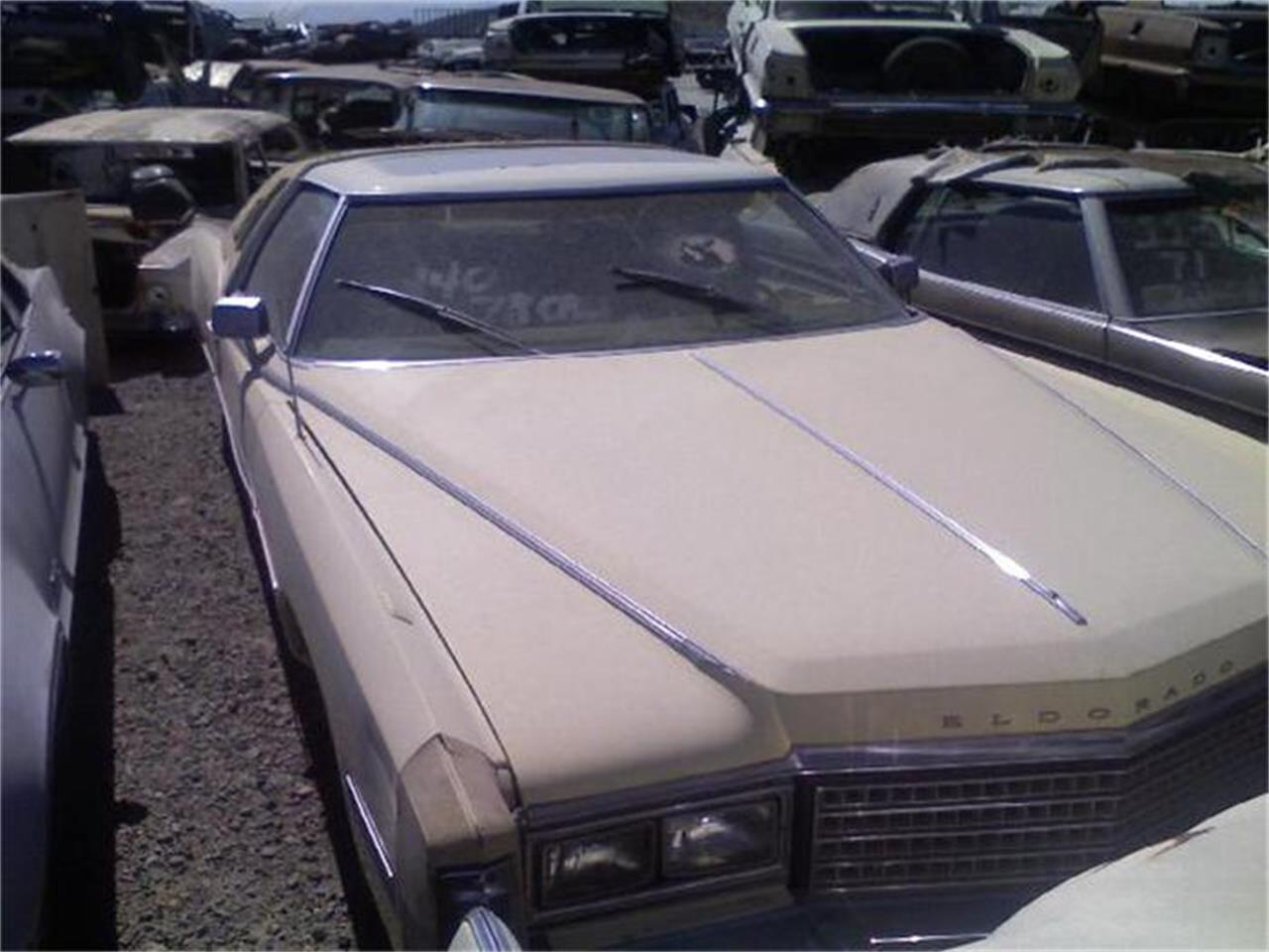 Large Picture of '75 Cadillac Eldorado Auction Vehicle - 8IET