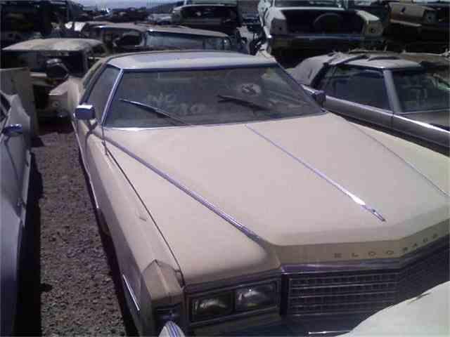 Picture of '75 Eldorado - 8IET