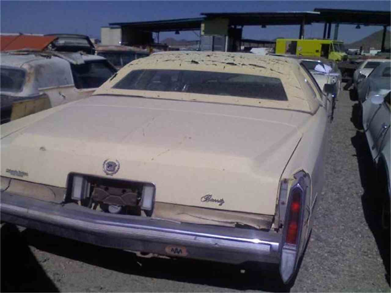 Large Picture of '75 Eldorado - 8IET