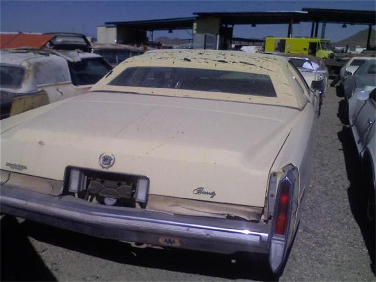 Large Picture of 1975 Cadillac Eldorado - 8IET