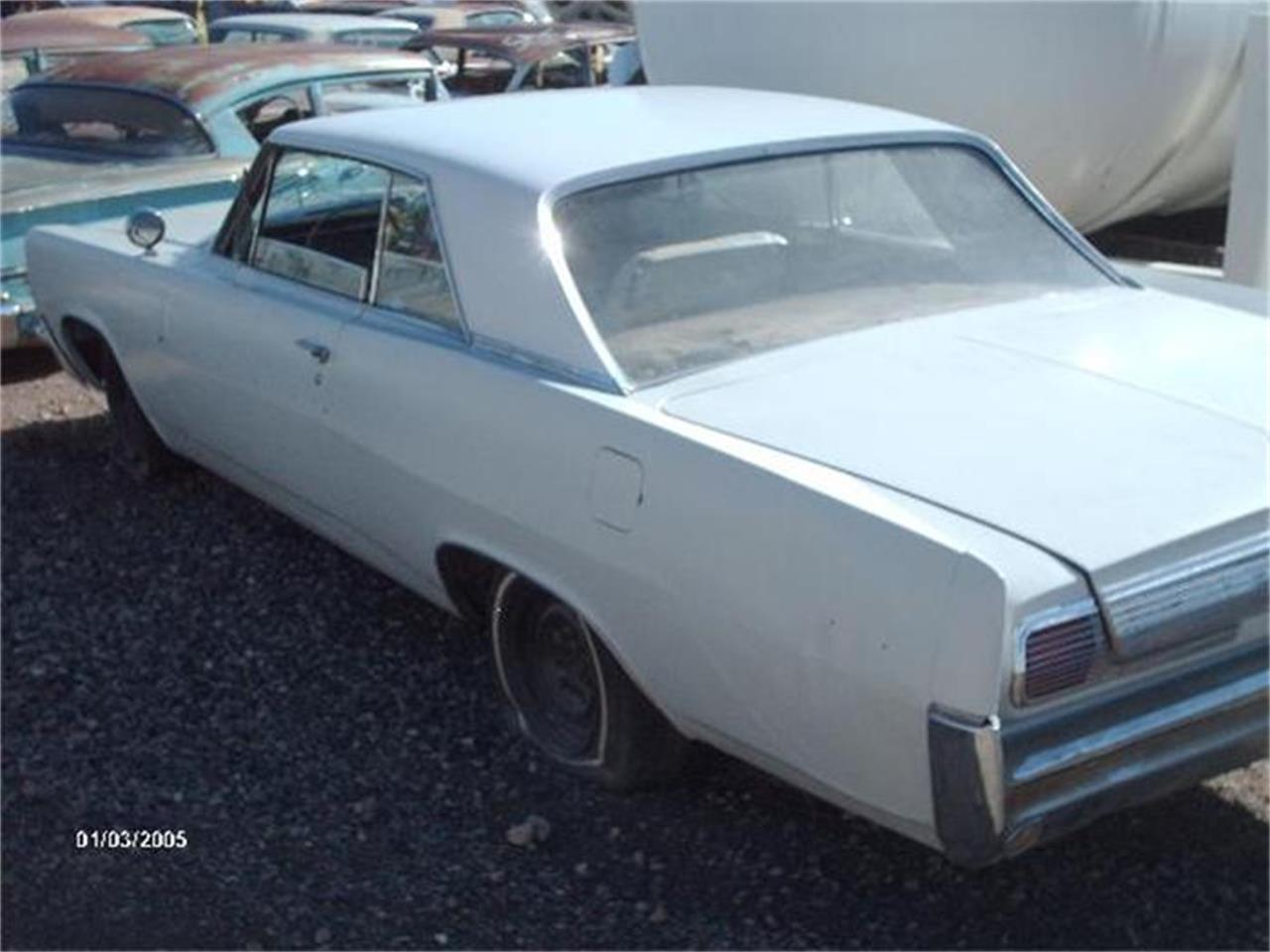 Large Picture of Classic '63 Pontiac Grand Prix - $3,000.00 - 8IF1