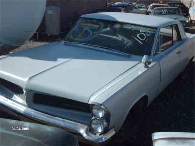 Picture of Classic '63 Pontiac Grand Prix located in Arizona - $3,000.00 Offered by  - 8IF1