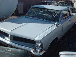 Picture of 1963 Grand Prix located in Phoenix Arizona - $3,000.00 Offered by Desert Valley Auto Parts - 8IF1