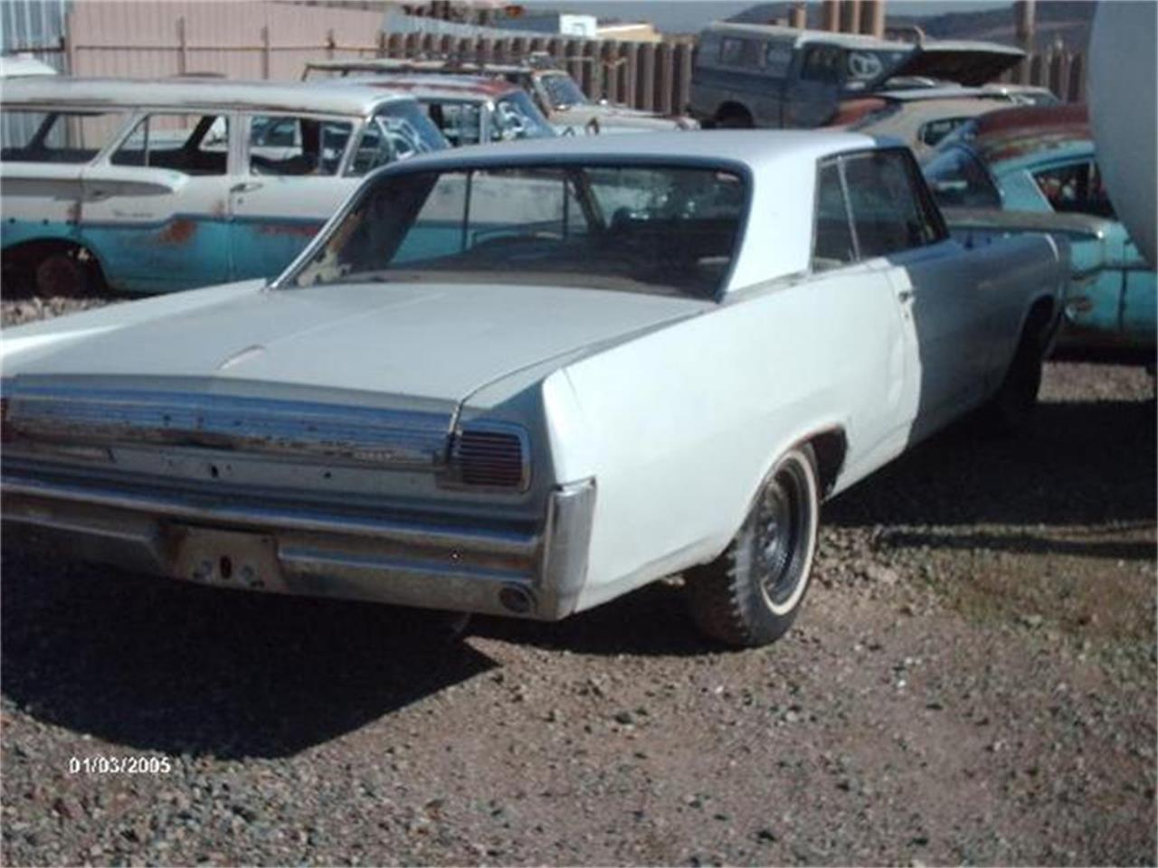 Large Picture of '63 Pontiac Grand Prix located in Phoenix Arizona - $3,000.00 Offered by Desert Valley Auto Parts - 8IF1