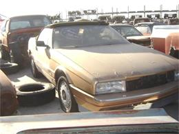 Picture of '87 Cadillac Allante located in Arizona - $3,500.00 Offered by Desert Valley Auto Parts - 8IF7