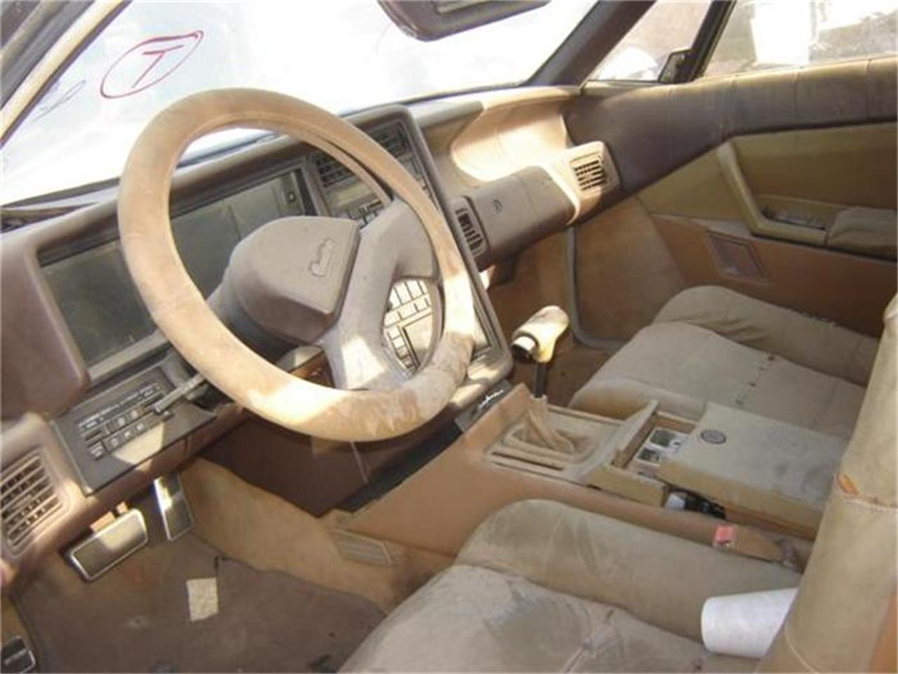 Large Picture of '87 Cadillac Allante located in Phoenix Arizona - $3,500.00 - 8IF7