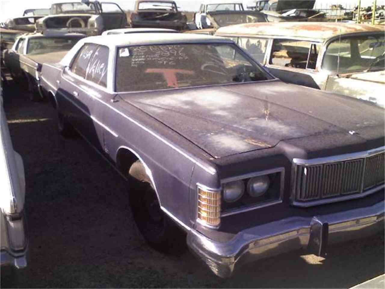Large Picture of '78 Marquis - 8IF8