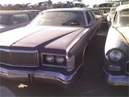 Picture of '78 Mercury Marquis located in Arizona Offered by Desert Valley Auto Parts - 8IF8