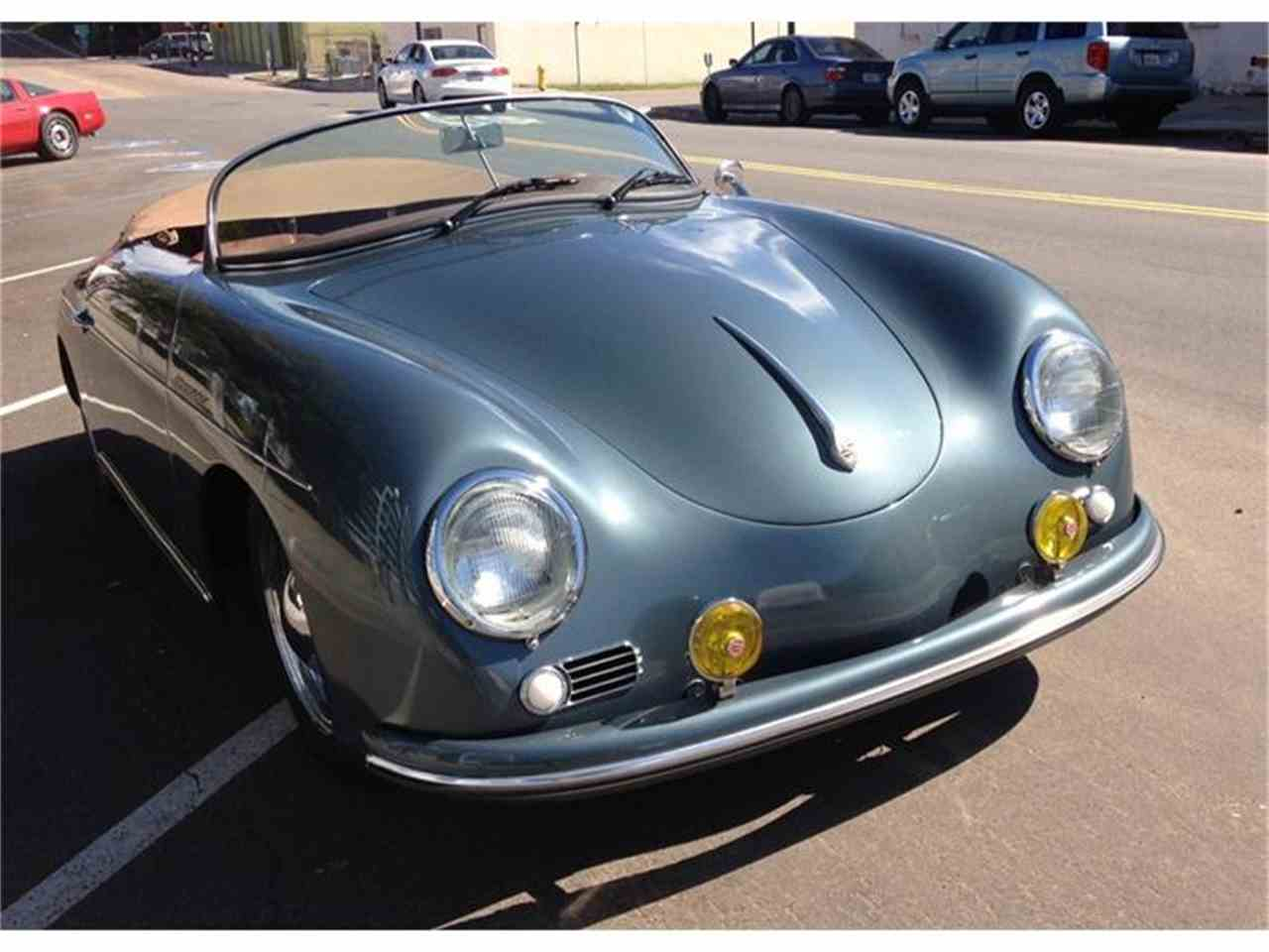 Large Picture of Classic 1957 Speedster located in San Diego California Offered by Beverly Hills Motor Cars - 8INX