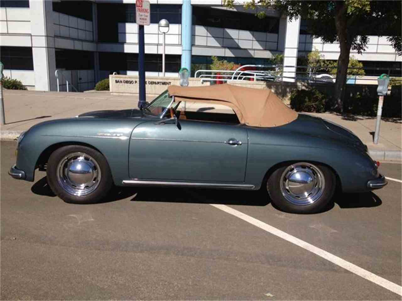 Large Picture of Classic '57 Speedster located in California Offered by Beverly Hills Motor Cars - 8INX
