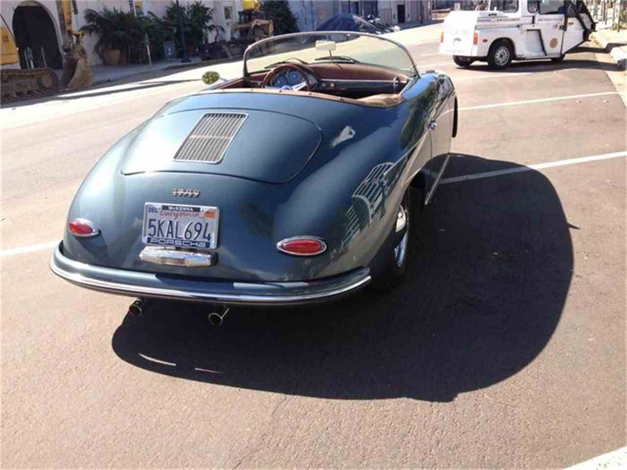 Large Picture of 1957 Speedster - 8INX