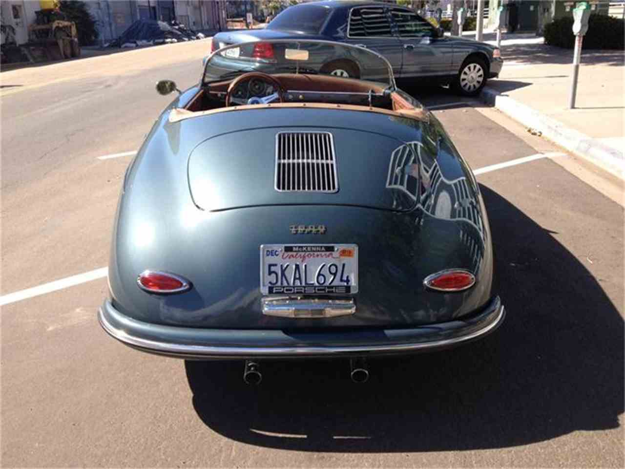 Large Picture of '57 Porsche Speedster - $24,950.00 Offered by Beverly Hills Motor Cars - 8INX
