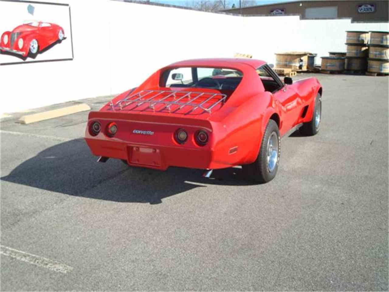 Large Picture of '76 Corvette - 8JLO
