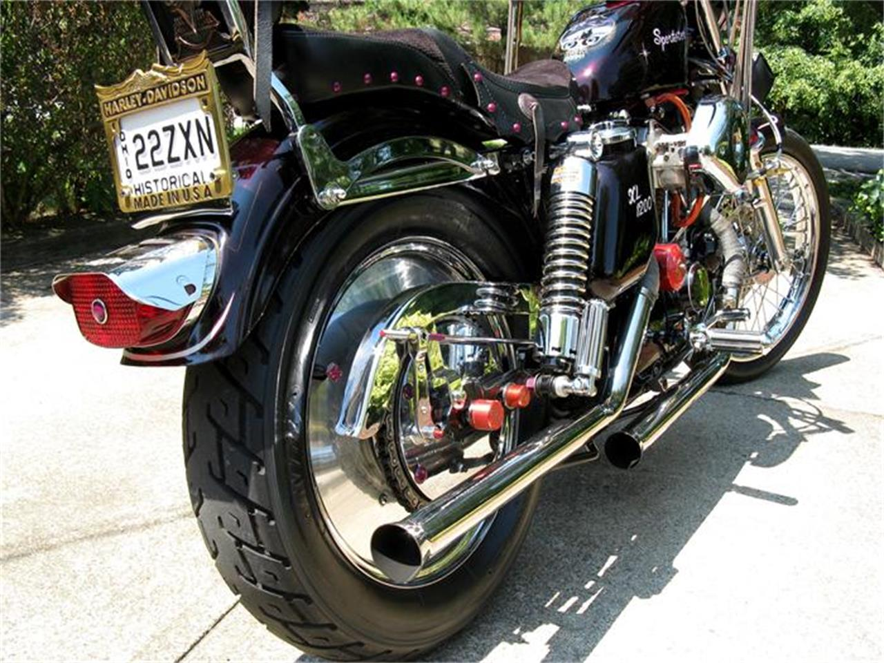 Large Picture of 1974 Sportster located in Shaker Heights Ohio - $7,500.00 - 8KQI