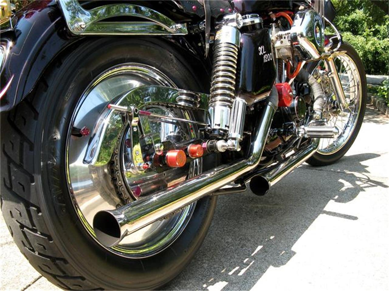 Large Picture of 1974 Harley-Davidson Sportster located in Ohio - $7,500.00 Offered by Affordable Classic Motorcars - 8KQI