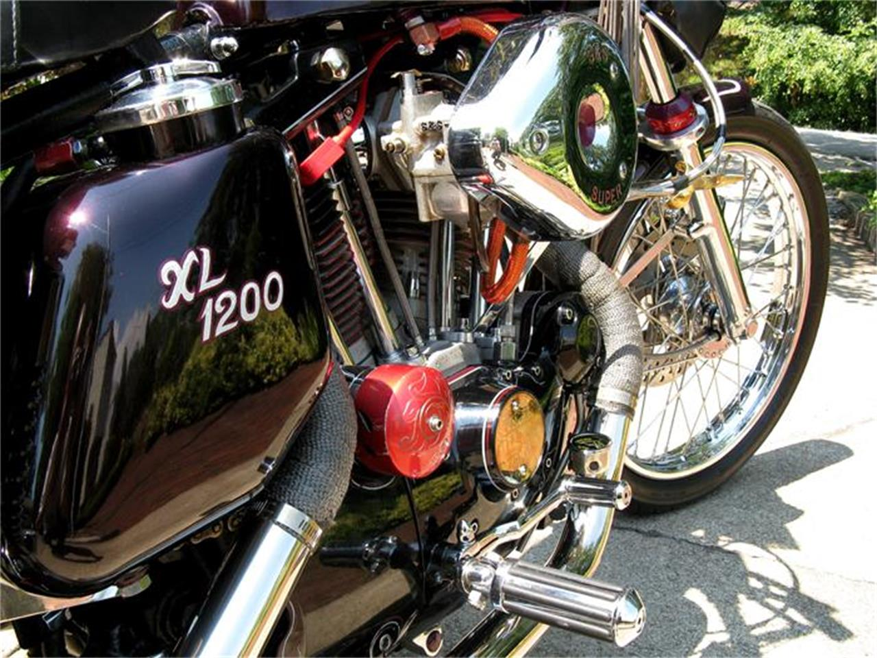 Large Picture of 1974 Harley-Davidson Sportster Offered by Affordable Classic Motorcars - 8KQI