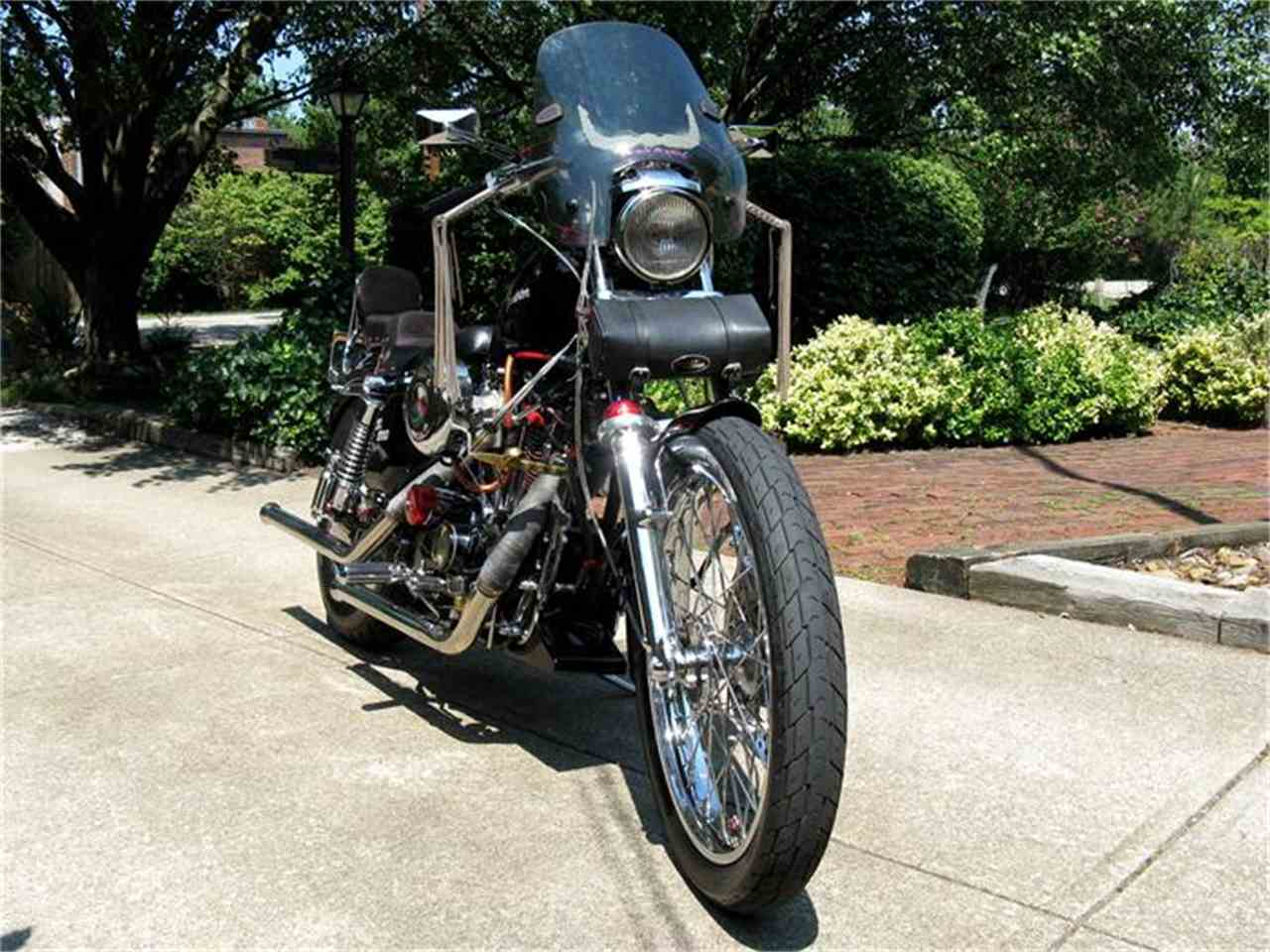 Large Picture of '74 Sportster - 8KQI