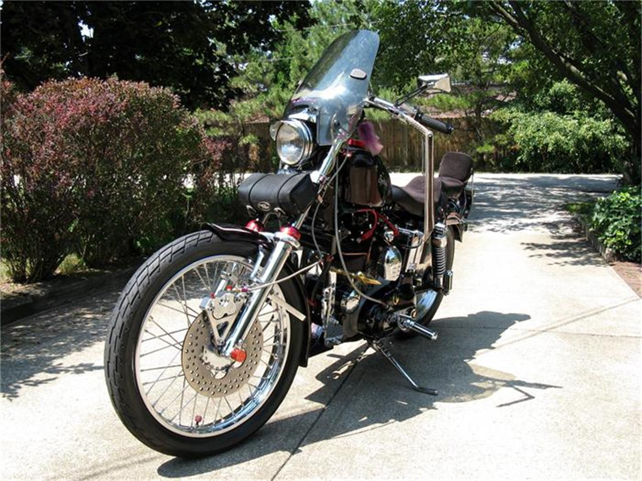 Large Picture of 1974 Harley-Davidson Sportster located in Shaker Heights Ohio Offered by Affordable Classic Motorcars - 8KQI