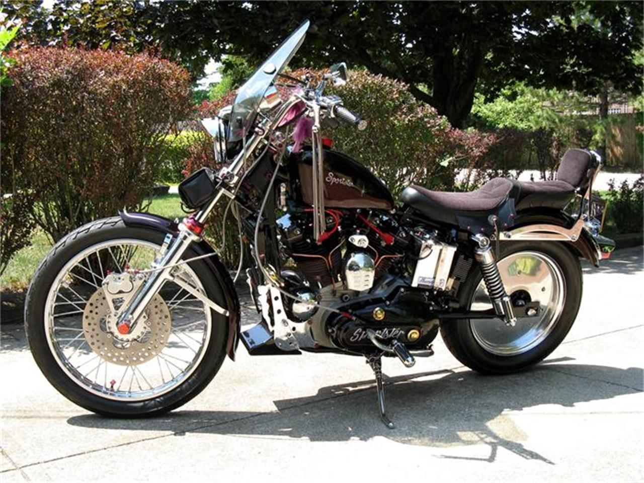 Large Picture of '74 Harley-Davidson Sportster located in Ohio - $7,500.00 - 8KQI