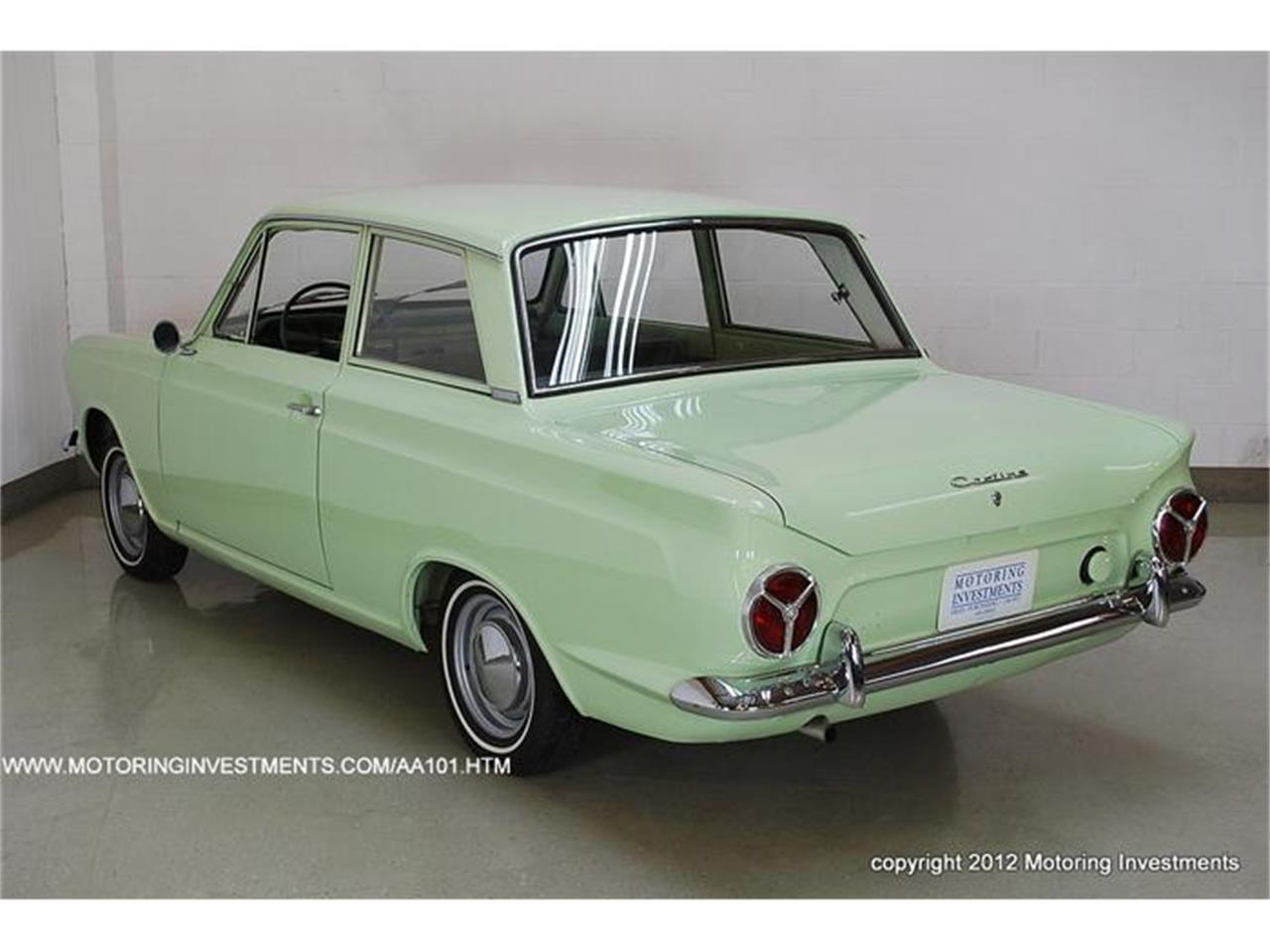 Large Picture of 1962 Cortina - 8KVC