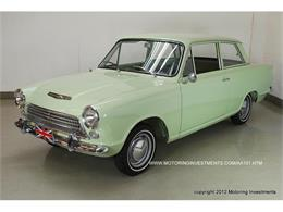 Picture of Classic 1962 Ford Cortina - 8KVC