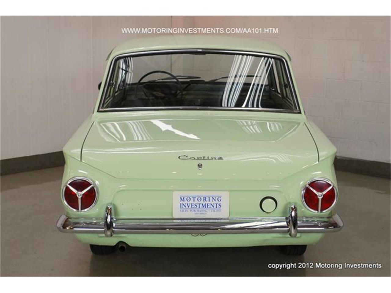 Large Picture of Classic '62 Ford Cortina - $24,900.00 - 8KVC