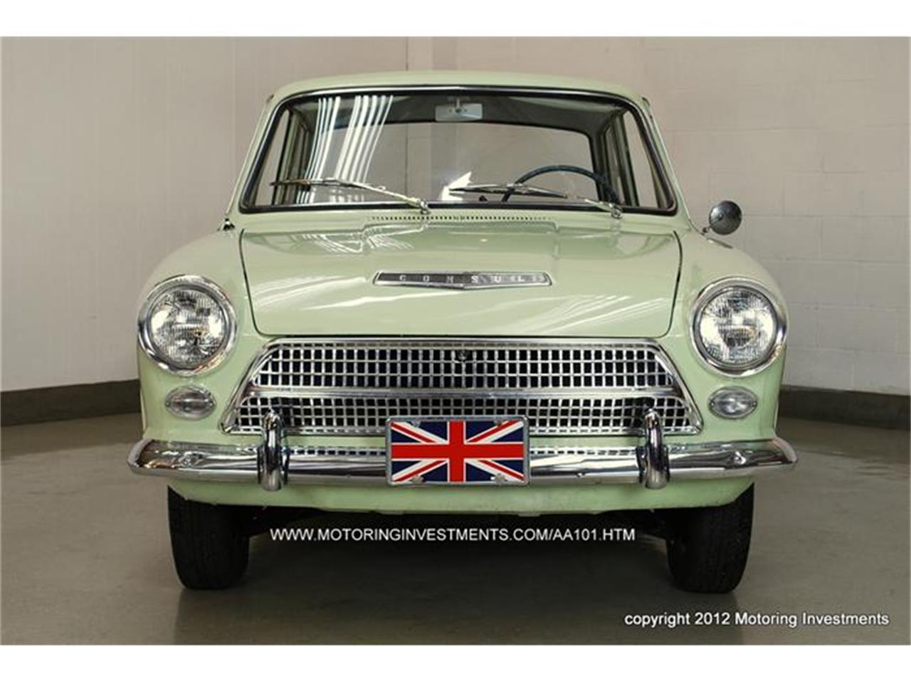 Large Picture of 1962 Ford Cortina Offered by Motoring Investments - 8KVC