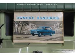 Picture of '62 Ford Cortina - $24,900.00 Offered by Motoring Investments - 8KVC