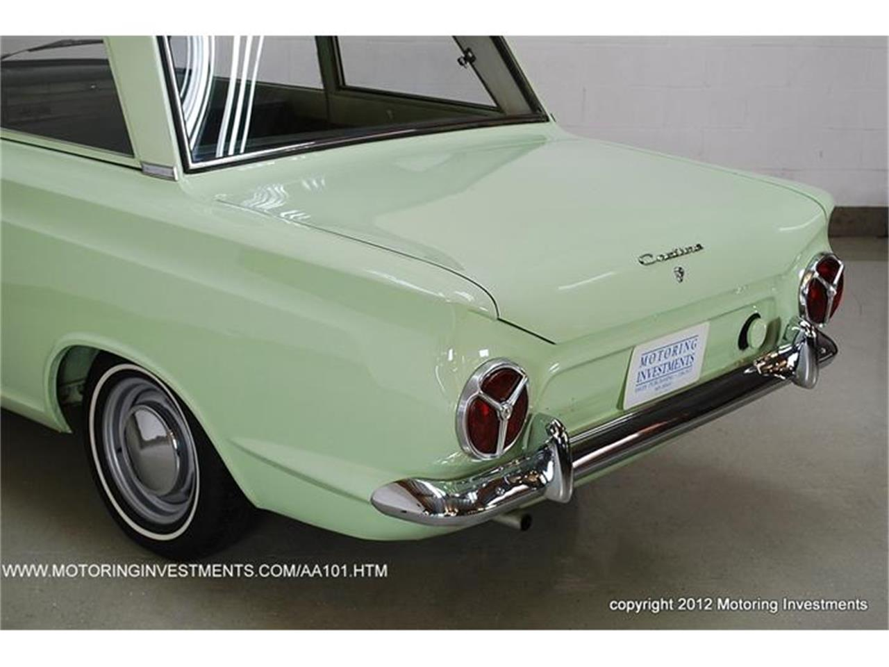 Large Picture of '62 Cortina located in San Diego California - $24,900.00 Offered by Motoring Investments - 8KVC