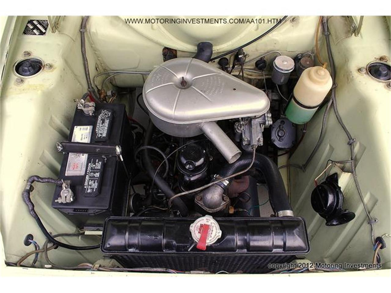 Large Picture of 1962 Ford Cortina - 8KVC