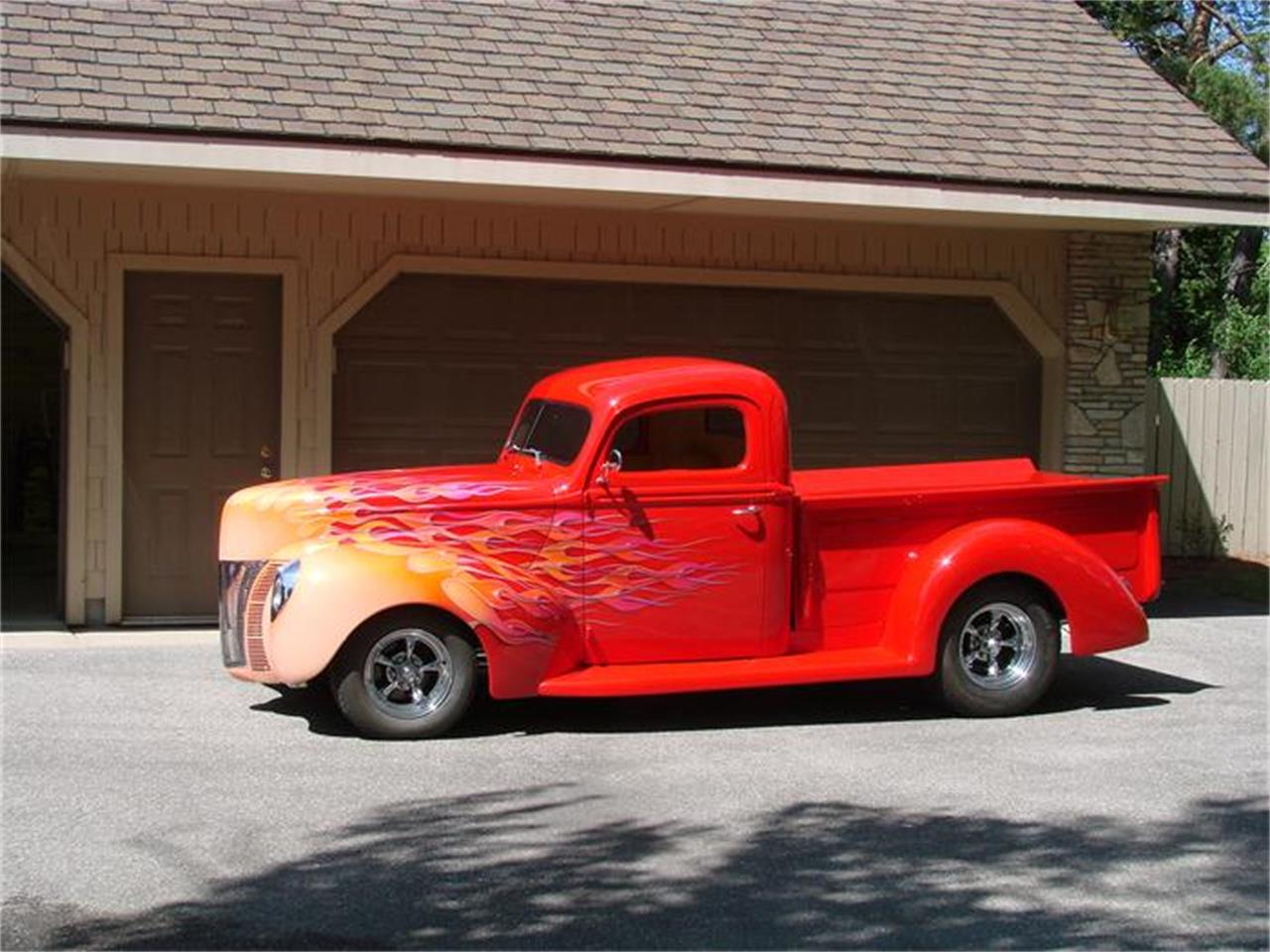 Large Picture of Classic 1940 Pickup located in Michigan - $65,000.00 - 8NV4
