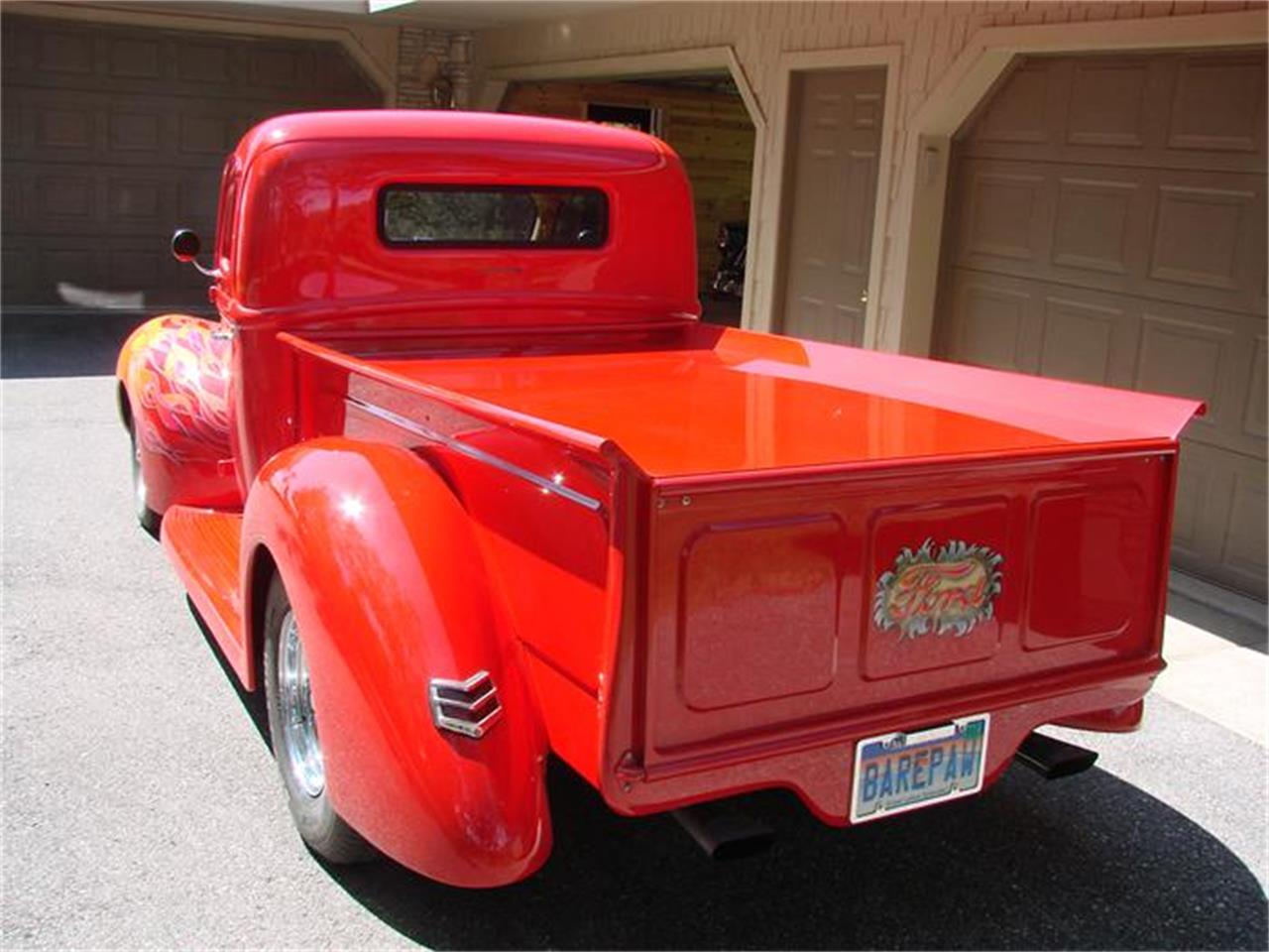Large Picture of Classic '40 Ford Pickup located in Topinabee Michigan - $65,000.00 Offered by a Private Seller - 8NV4