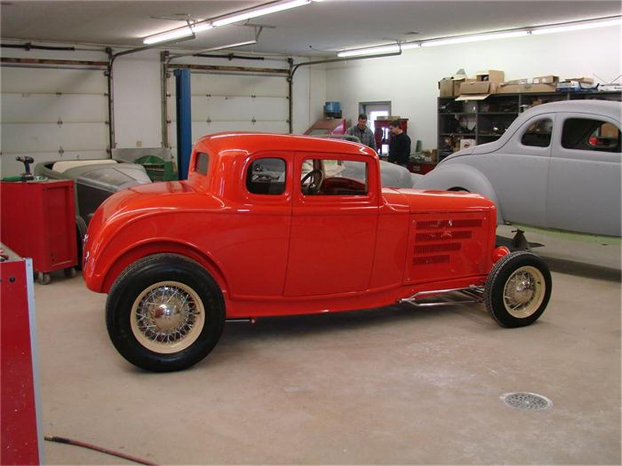 Large Picture of '32 Coupe located in Topinabee Michigan - $47,900.00 - 8NV7