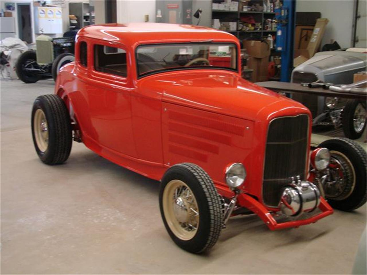 Large Picture of Classic 1932 Coupe located in Topinabee Michigan - $47,900.00 - 8NV7