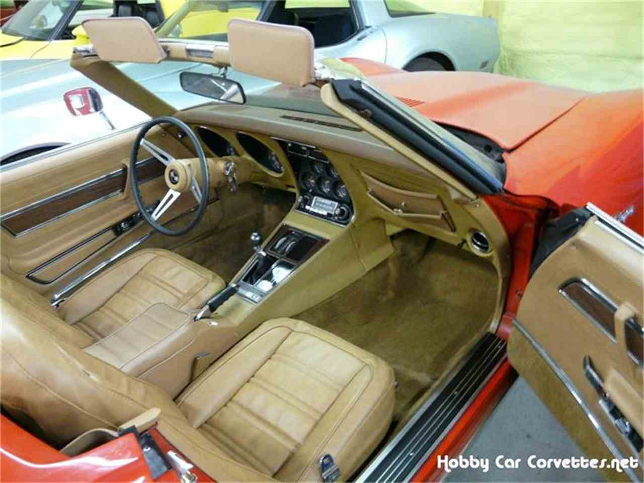 Large Picture of '74 Corvette - 8P2J