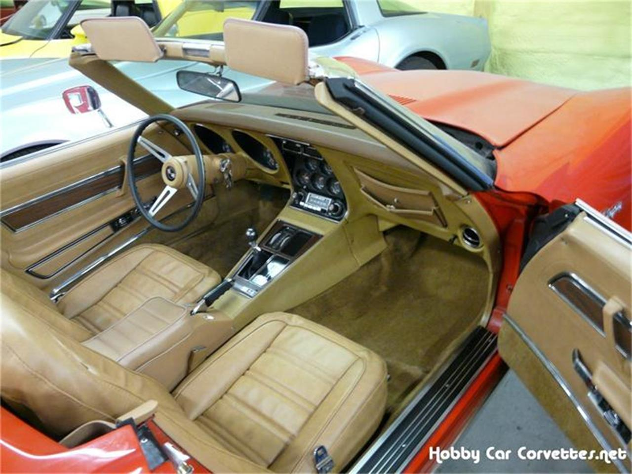 Large Picture of '74 Chevrolet Corvette Offered by Hobby Car Corvettes - 8P2J