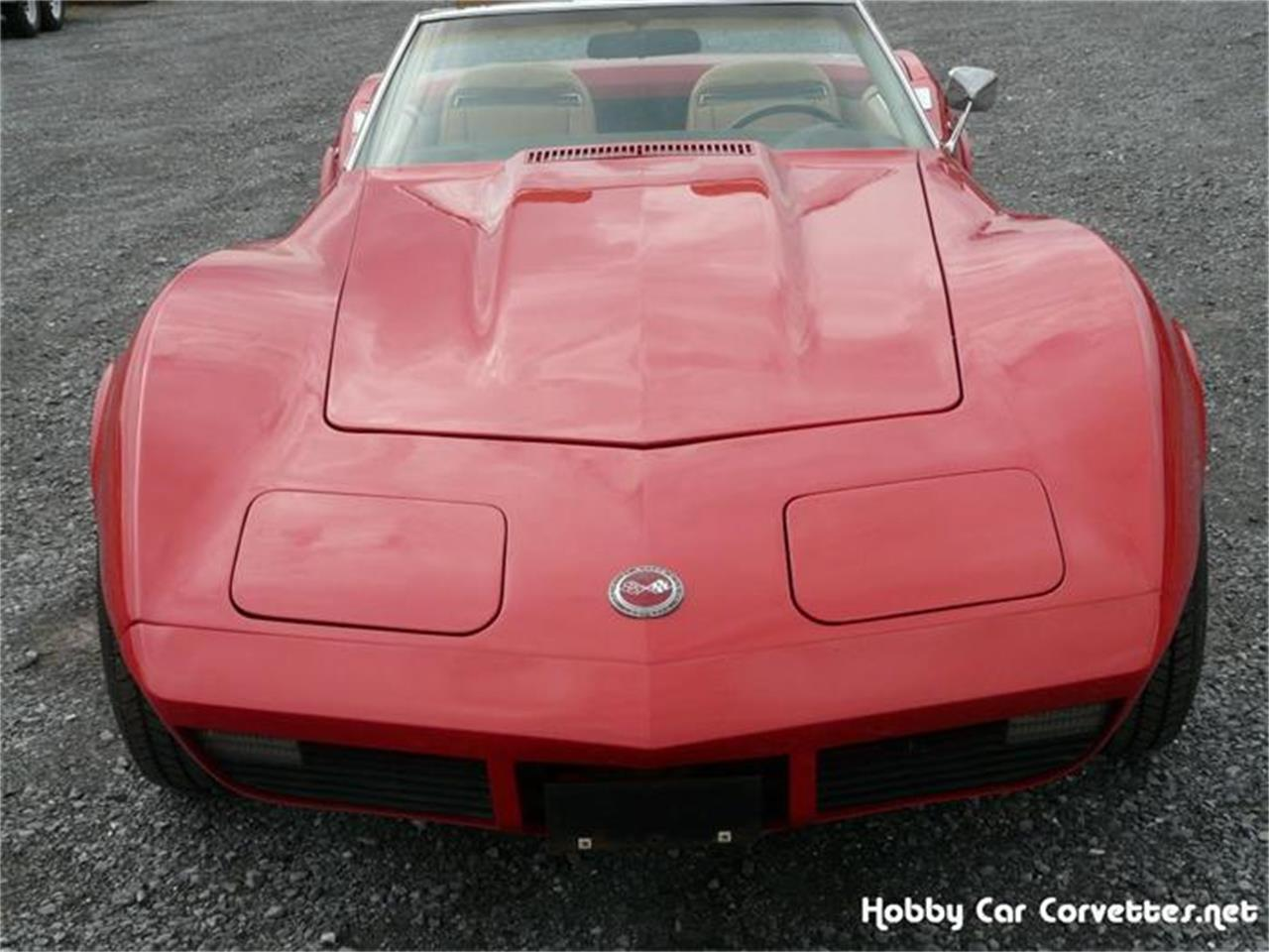 Large Picture of 1974 Corvette - 8P2J