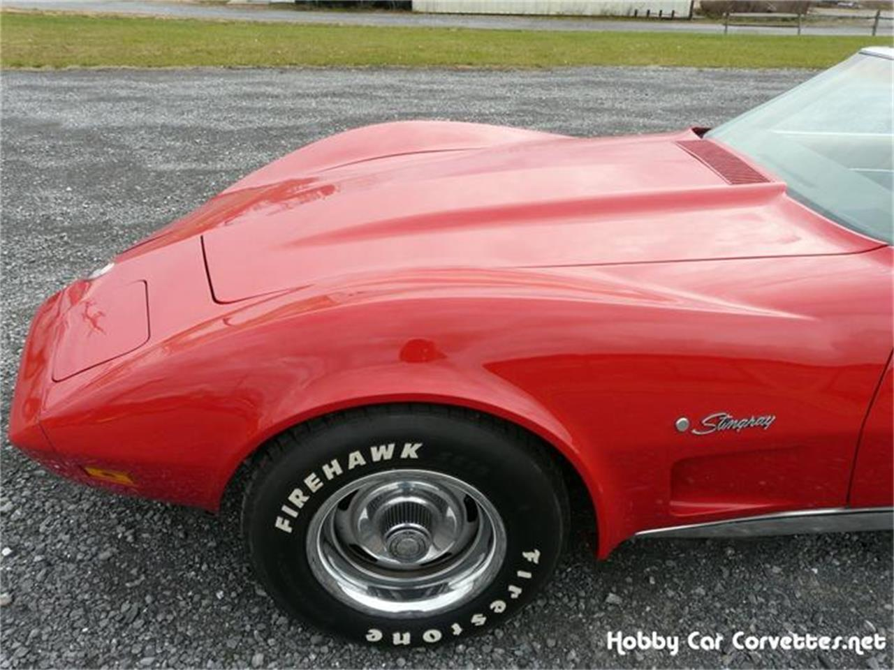 Large Picture of '74 Corvette Offered by Hobby Car Corvettes - 8P2J