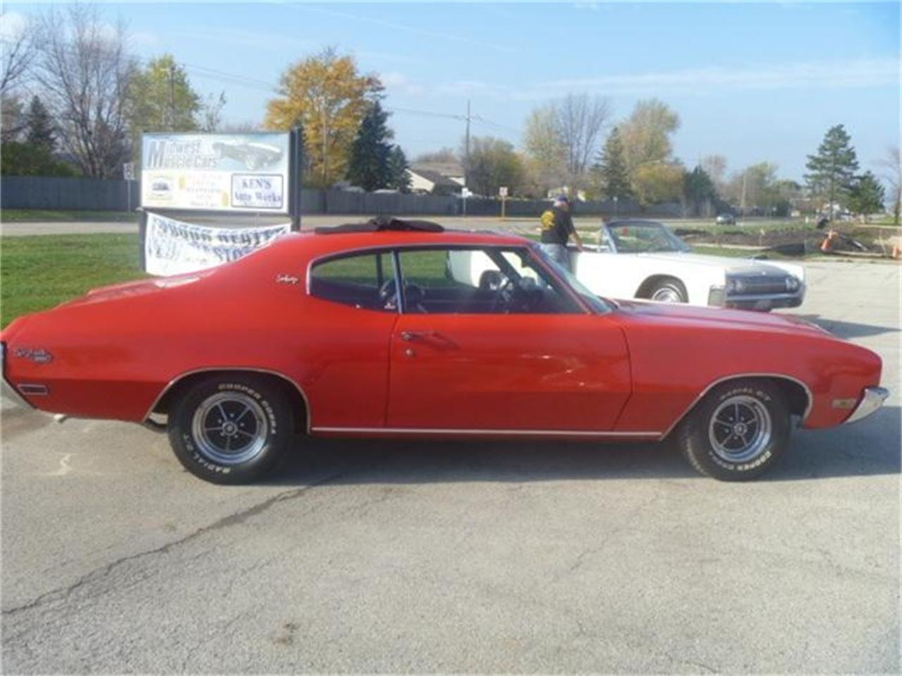 Large Picture of 1972 Buick Skylark located in Illinois - $14,900.00 - 8P4J