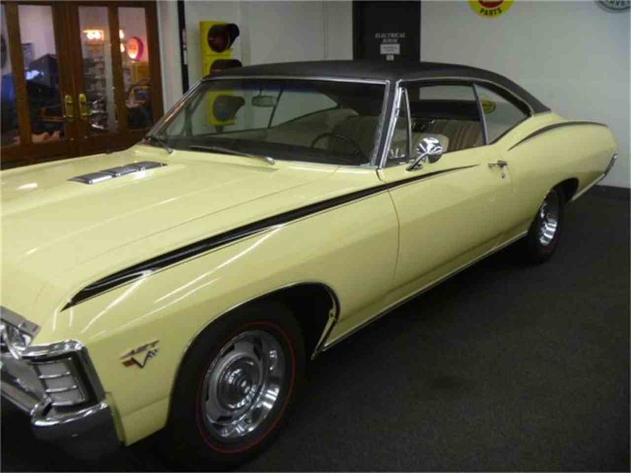 1967 Chevrolet Impala SS for Sale | ClassicCars.com | CC-405834