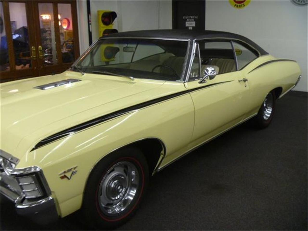 Large Picture of '67 Impala SS - $44,900.00 Offered by Midwest Muscle Cars - 8P56