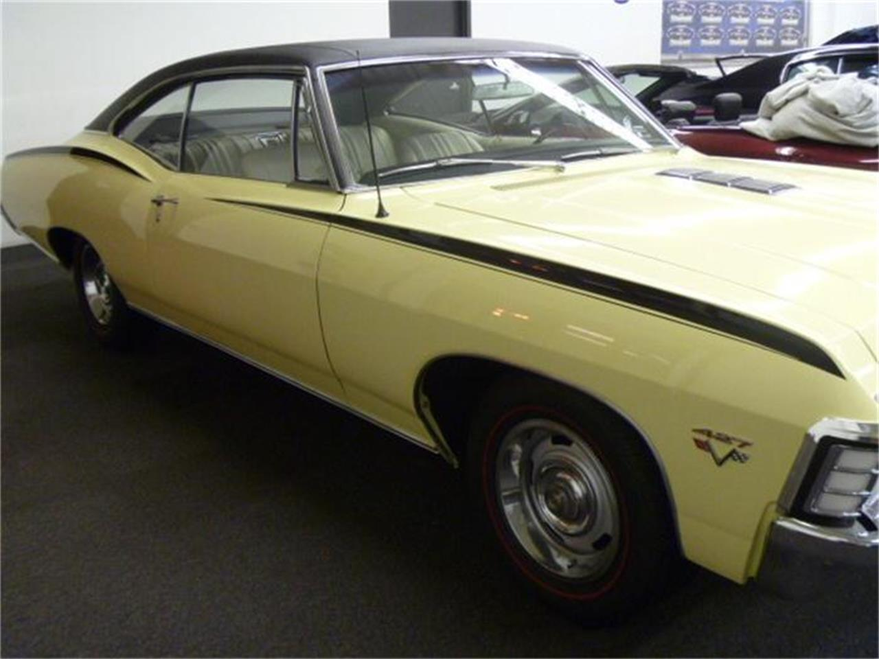 Large Picture of 1967 Chevrolet Impala SS - $44,900.00 Offered by Midwest Muscle Cars - 8P56