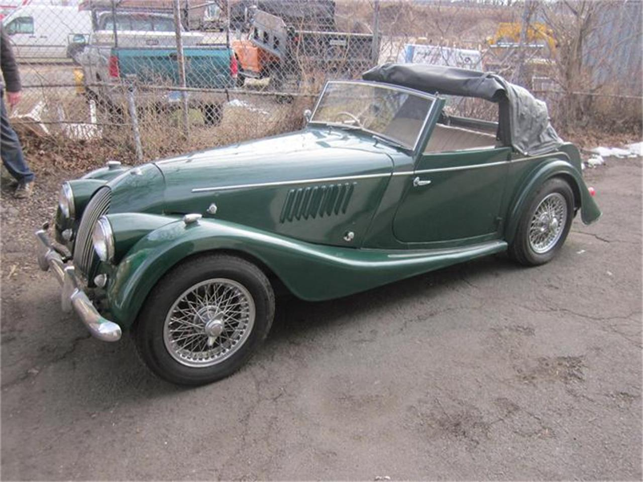 Large Picture of 1961 Plus 4 Offered by The New England Classic Car Co. - 8PZ9