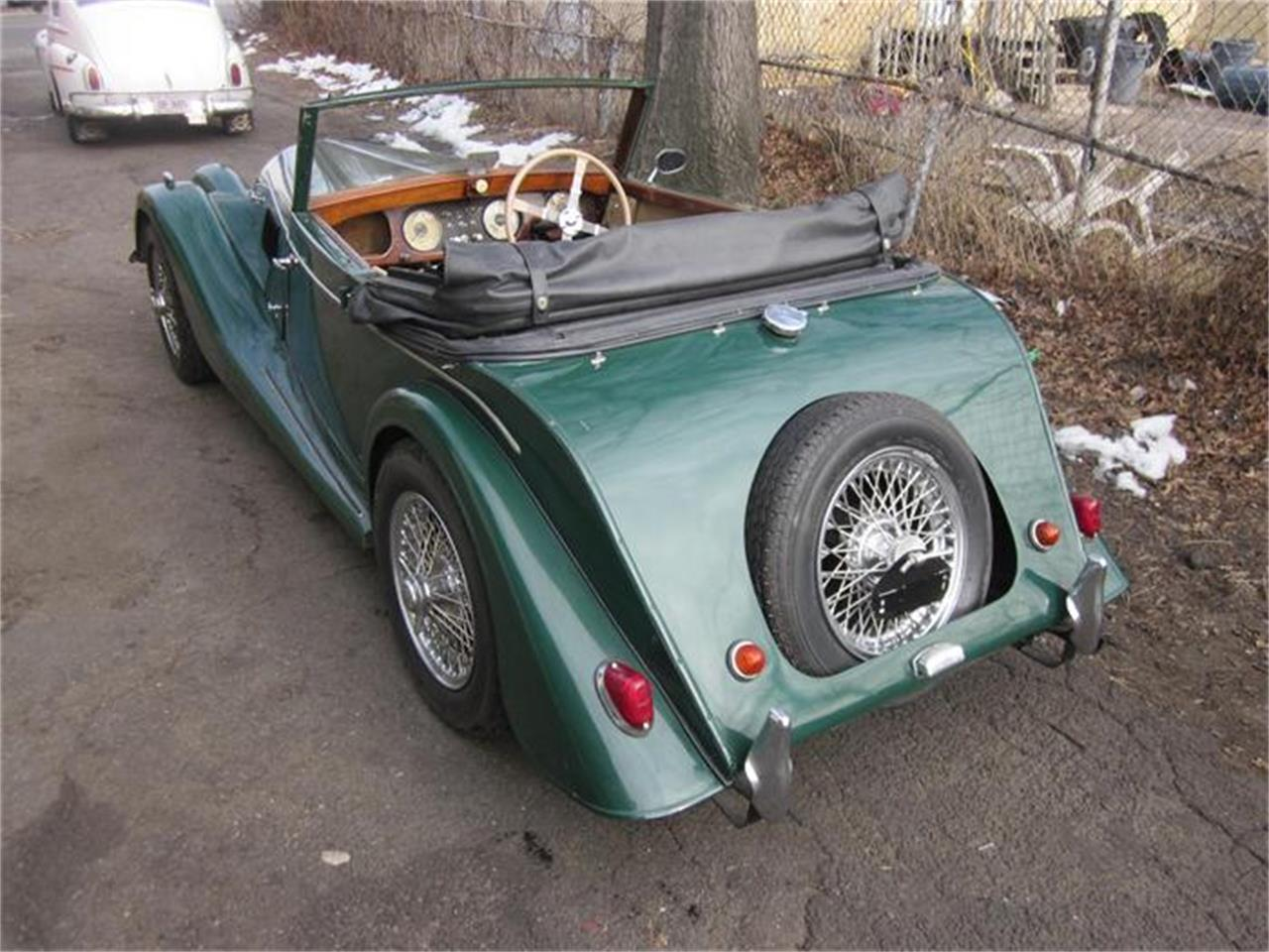 Large Picture of 1961 Morgan Plus 4 located in Stratford Connecticut - $51,500.00 Offered by The New England Classic Car Co. - 8PZ9