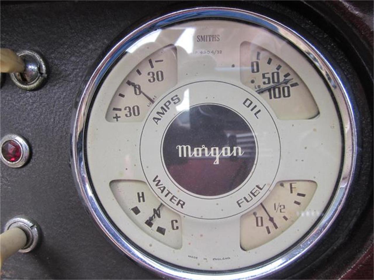 Large Picture of 1961 Morgan Plus 4 - 8PZ9