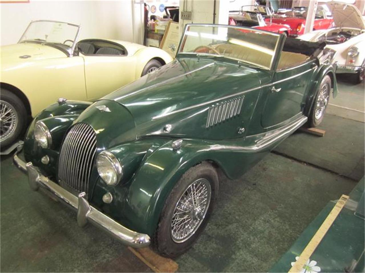 Large Picture of Classic 1961 Plus 4 - $51,500.00 Offered by The New England Classic Car Co. - 8PZ9