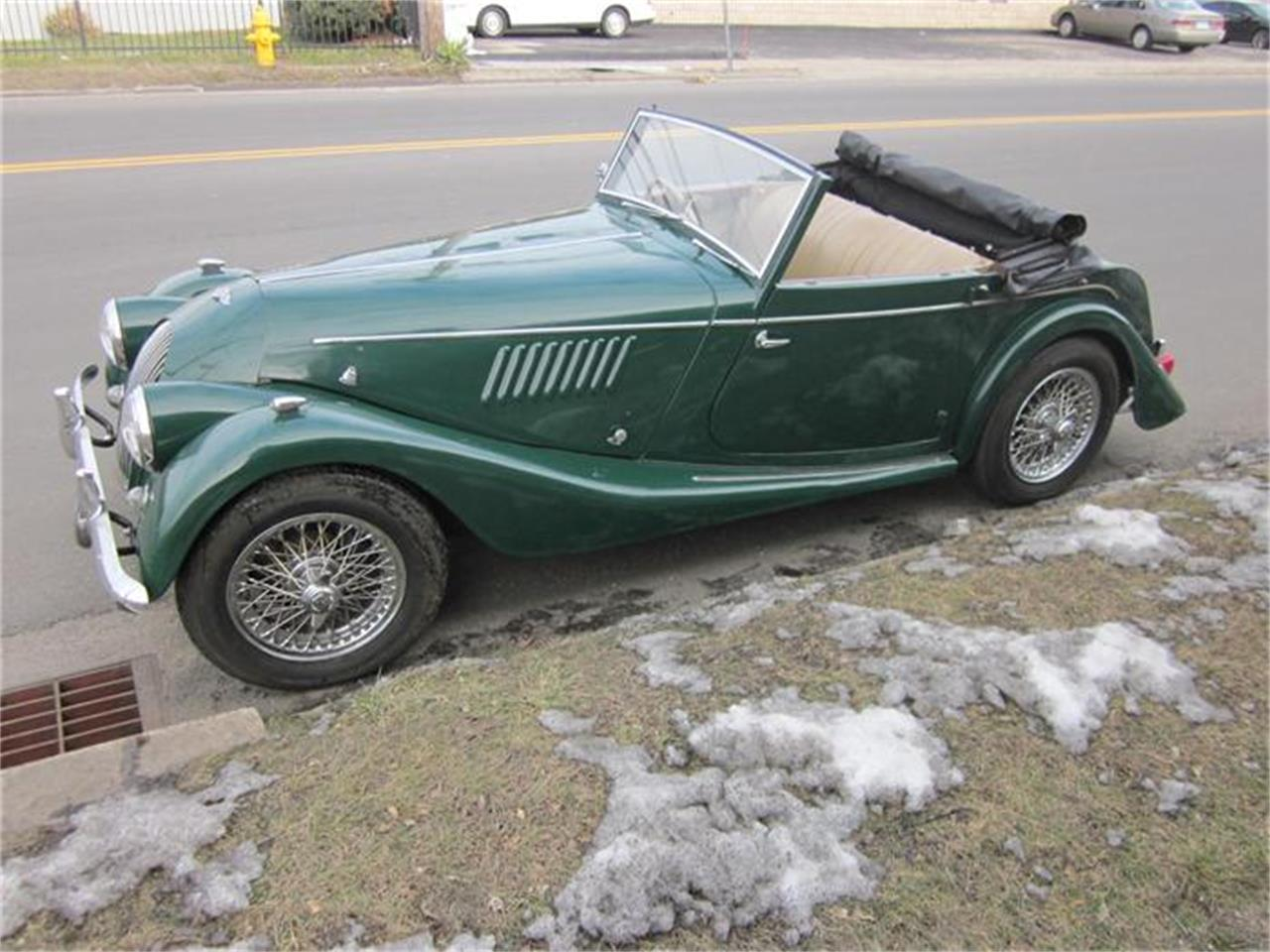 Large Picture of '61 Morgan Plus 4 located in Stratford Connecticut - $51,500.00 Offered by The New England Classic Car Co. - 8PZ9