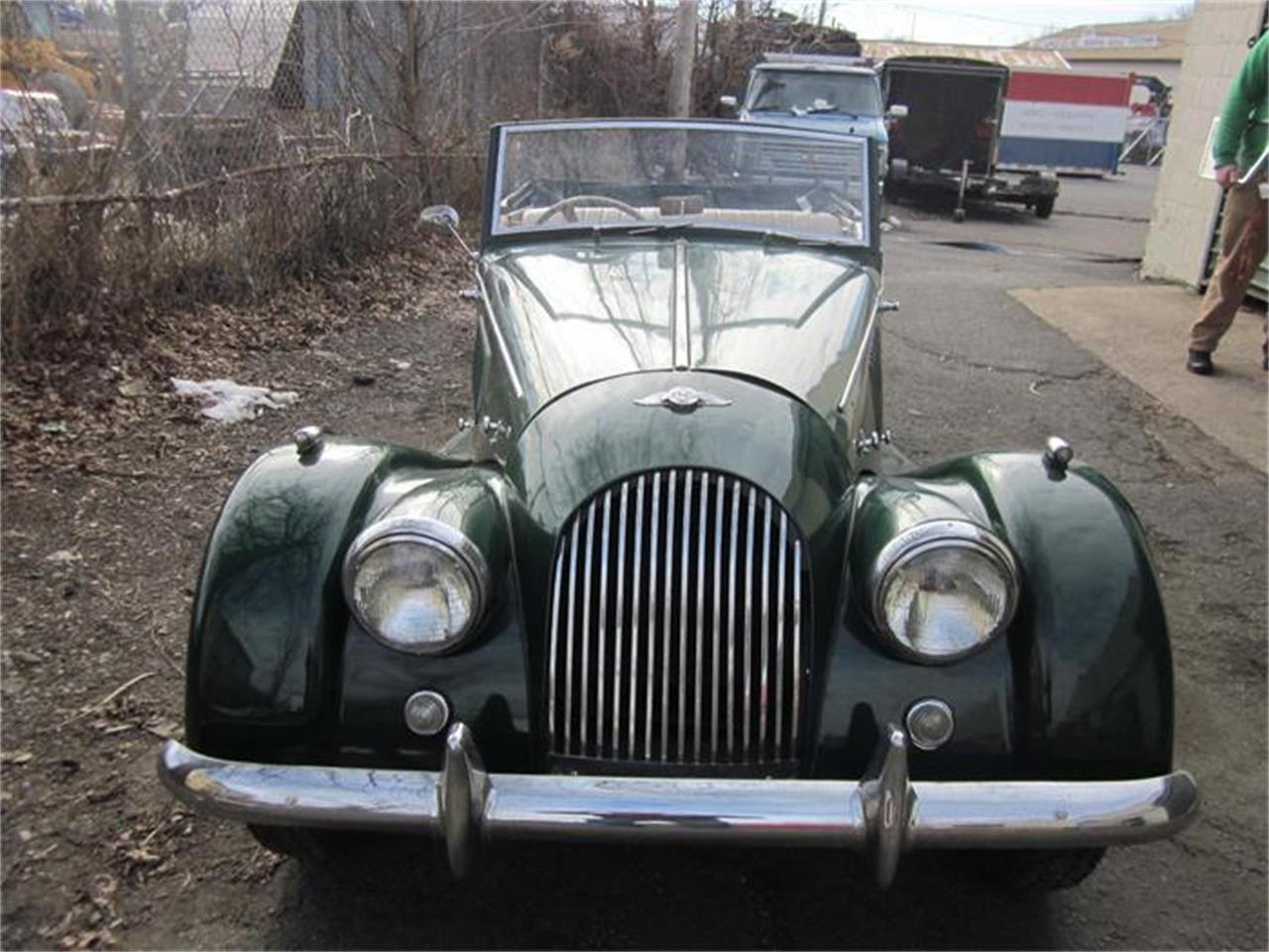 Large Picture of Classic 1961 Morgan Plus 4 Offered by The New England Classic Car Co. - 8PZ9